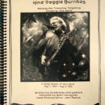 Cover of Kind Veggie Burritos with Jerry Garcia